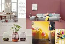 Spring - Add a little sunshine / Add some colour into your interior