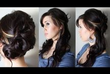 Just hairstyles  / by Rebecca Miller