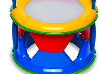 The Little Drummer / Drums for babies and young children