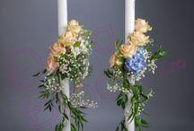 lumânări nunta
