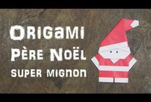 origami noel