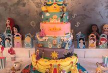 bajkowy tort
