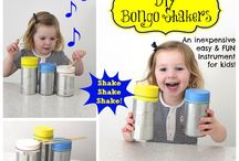 Make your own Drum for kids