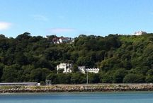 Writers Holiday, Fishguard - learn to write & draw & paint / Random pictures from the Writers Holiday gathering July 2016.  Fabulous place, wonderful people, yummy food, great course for writing and for painting.