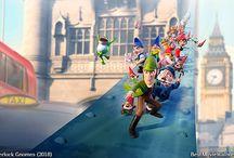 Sherlock Gnomes (2018) / Sherlock Gnomes wallpapers hd