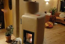 Fireplaces & Rocket Stoves