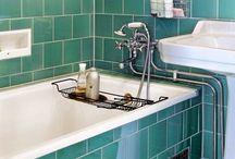 Gäst WC / inredning, wc