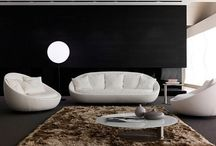 MODERN LIVING ROOMS  / by Cleanthes Papadopoulos