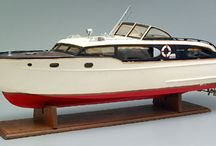 modllbåter
