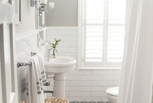 Interiors – bathroom / Interiors – bathroom