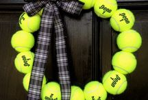 How to Organize a Tennis Party / Tennis inspired party ideas