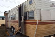 Trailer Renovation - Vintage Trailer