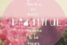 Happiness ☺️ / :)