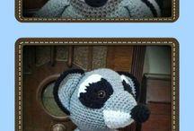 Comagurumis crochet