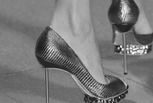 shoes-b&w