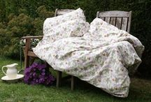Organic bedding / Organic and Fairtrade cotton and linen bedding.