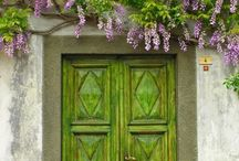 ~ Daring Doors ~ / Beautiful & unique doors...