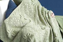 Maglia,uncinetto coperte e cuscini