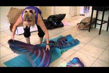 mermaid tail fix