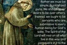St. Francis of Assisi / Oct. 4