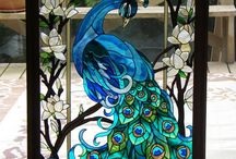 Peacock & Turquoise that catch my eye / by Tewanna Whiteshield