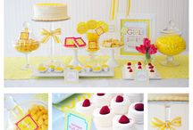Sunshine Sprinkle...a baby shower! / Inspiration for a Sunshine Sprinkle baby shower for baby #2