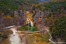 Oklahoma / Photos from Turner Falls and Natural Falls State Park in Oklahoma!  For all Oklahoma photos: http://www.mickeyshannon.com/gallery/oklahoma/