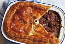 Traditional British recipies