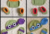 Baby props crochet / by Ariel Rebeles