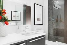 Bathrooms, wash house, toilet ideas