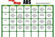 Workout schedules / by Shannon Stokes