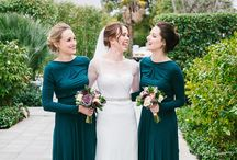 Bridesmaids- Winter Wedding