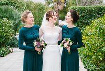 suknie dla druhen/bridemids dresess