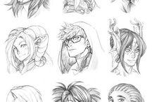 Style: Sketch Art