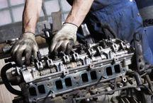 Variklių aptarnavimas ir remontas / Kiekvienam konkrečiam automobiliui variklio aptarnavimas atliekamas pagal gamintojo nurodytą techninio aptarnavimo periodiškumą.