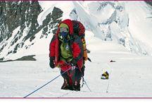 Laskuvarjojääkärikillan jäätikkökurssi