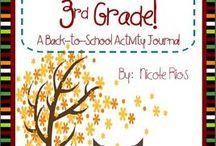 third grade / by Sarah Pallister