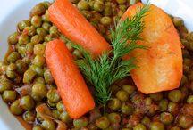 Αρακάς λαδερός κοκκινιστός / Μαγειρέψτε πεντανόστιμο και υγιεινό αρακά λαδερό