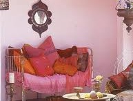 Bohemian Style>Eclectic Mix / by Marianne Rodriguez