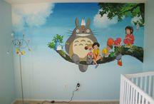 Hayao Miyazaki Bedroom