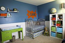 Clark: Super Nursery Inspiration