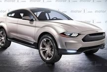 Ford Mustang NEW SCHOOL
