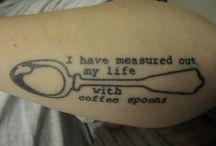 Literary Tattoos / by Amanda