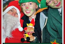 Christmas / All things to inspire Christmas 2014 here at Coombe Mill Holidays / by Coombe Mill Family Farm Holidays