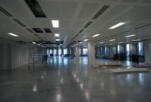 Office Refurbishment / ACCL undertook the major refurbishment of MF Global's new premises in Londons Docklands