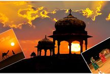 Rajasthan Tourism / Experience the great culture & heritage of Rajasthan.