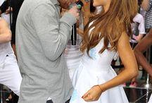 Mac and Ariana♡