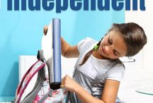 Make Your Child Independent: