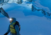 climbing/mountain