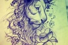 Rysunki / tatuaże
